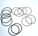 REPLACEMENT 4IN. BORE PISTON RINGS FOR S&S PISTONS - STANDARD BORE (.059IN. TOP RING)