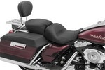 1-PIECE LOWDOWN TOURING SEAT - NO STUDS
