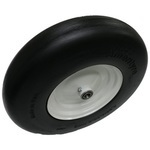 HAND TRUCK SMOOTH WHEEL/TIRE ASSEMBLY