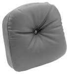 SISSY BAR PILLOW PAD - 9IN TALL - 9.5IN WIDE