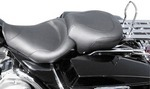 WIDE TOURING SOLO SEAT - NO STUDS