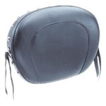 CONTOUR SISSY BAR PAD - STUDDED WITH CONCHOS