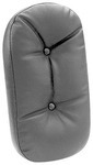 SISSY BAR PILLOW PAD - 12.5IN TALL - 7IN WIDE