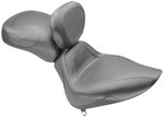 SPORT TOURING VINTAGE SOLO SEAT WITH DRIVER BACKREST