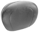 PASSENGER BACKREST PAD - SMOOTH - 14IN