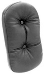SISSY BAR PILLOW PAD - 11IN. TALL - 6.5IN. WIDE