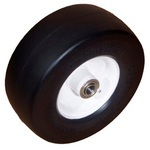 MOWER SMOOTH WHEEL/TIRE ASSEMBLY